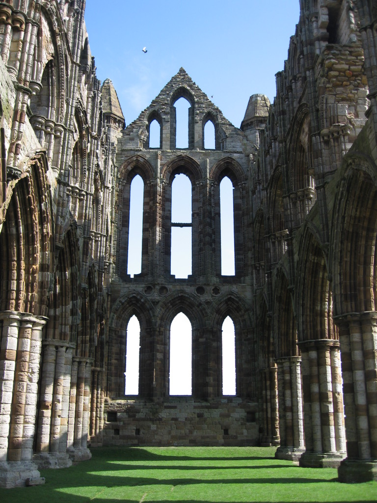 Whitby Abbey Photo credit: Cathy Hanson
