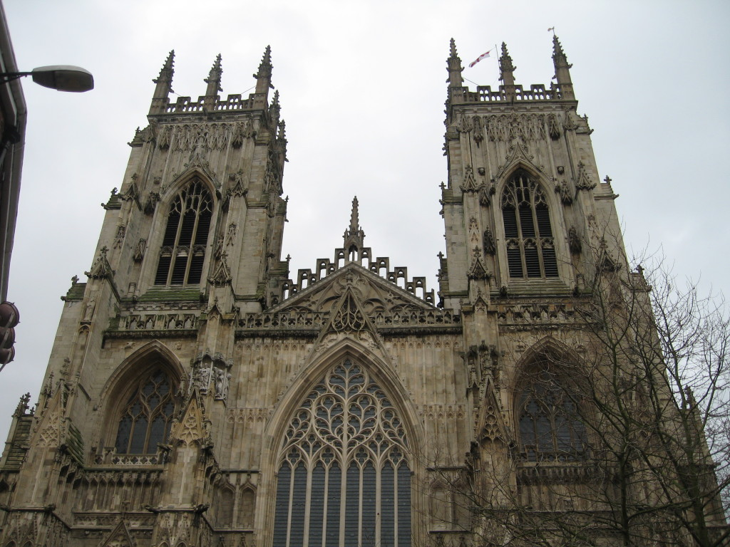York Minster Towers. Photo Credit: Cathy Hanson
