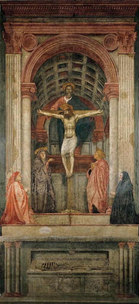 Trinity, 1426-1428