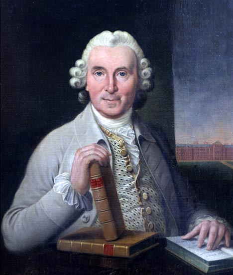 James Lind (1716-1794) by Sir George Chalmers, (c 1720-1791)