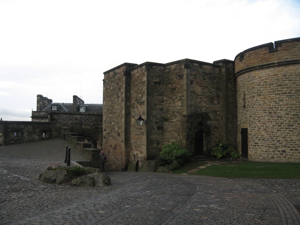 Edinburgh Castle. Photo Credit: Cathy Hanson