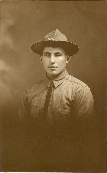 Sergeant William Shemin, Medal of Honor recipient.