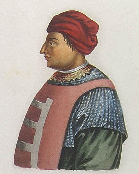 Cangrande I della Scala. Photo: Borde Carlo