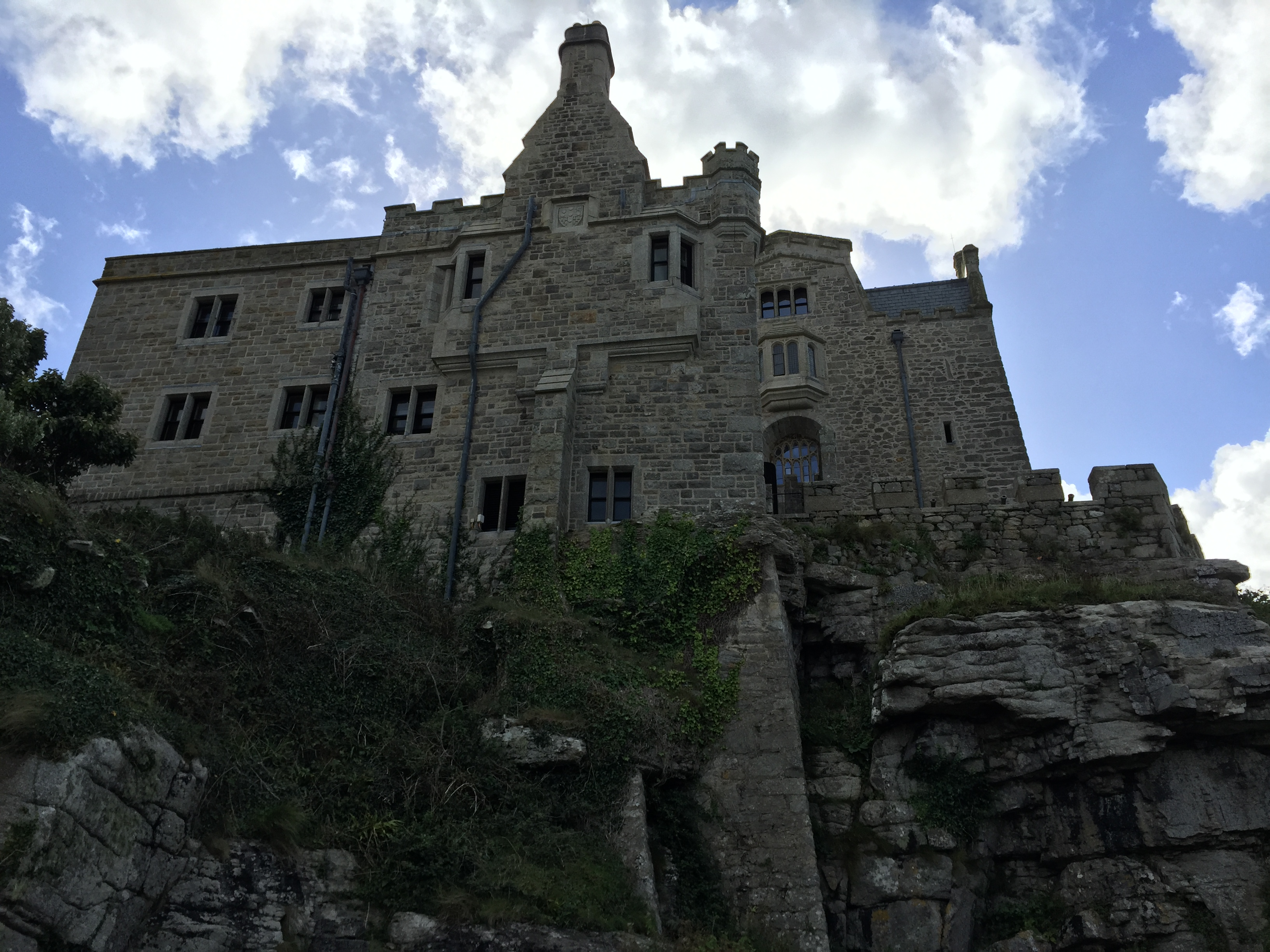 The castle. Photo: Cathy Hanson