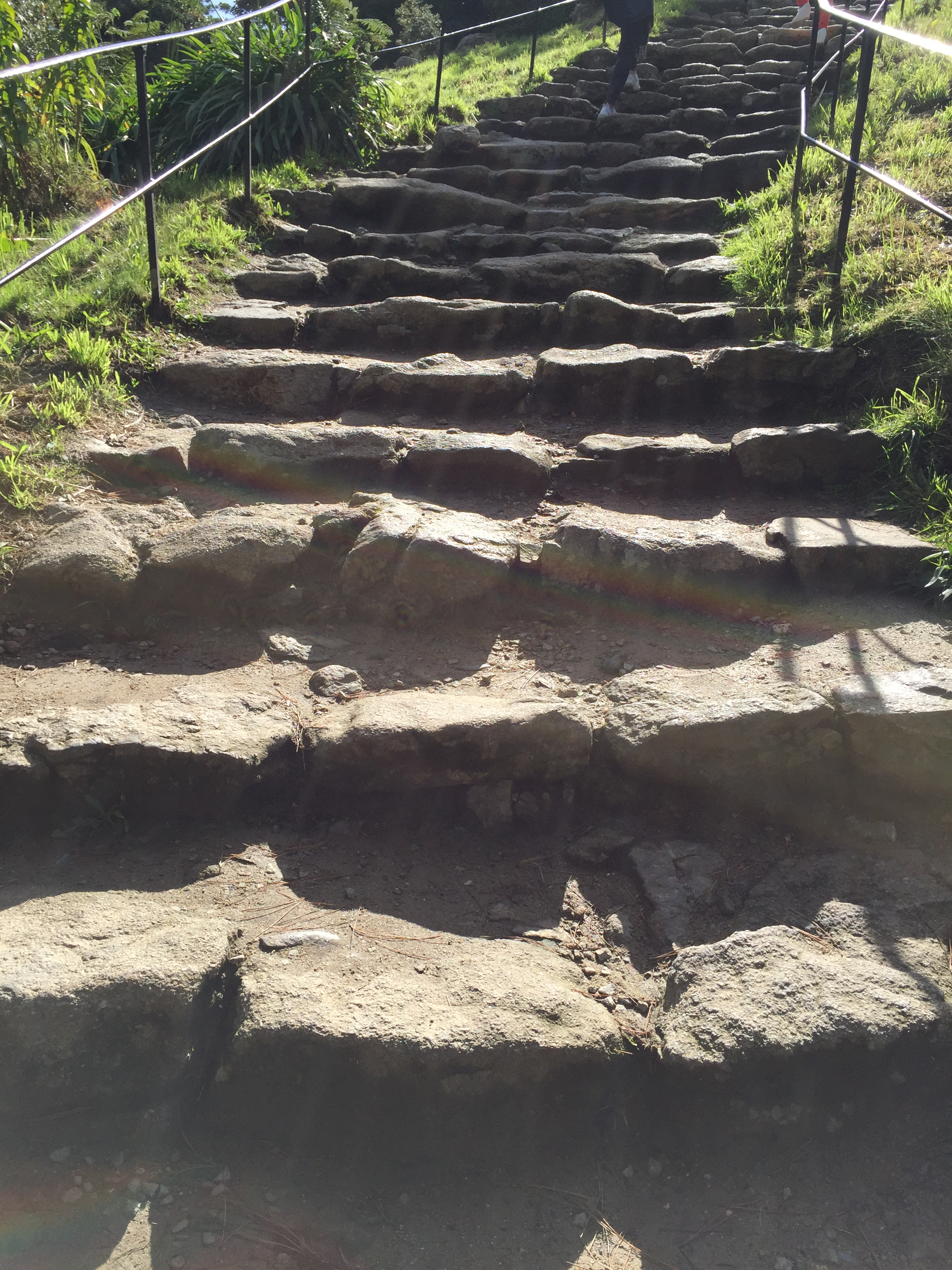 Medieval steps. Photo: Cathy Hanson