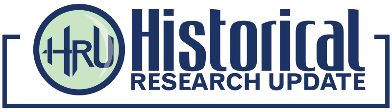 Historical Research Update